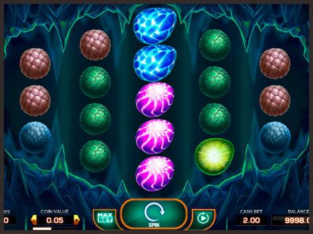 Символи в ігровому автоматі Draglings