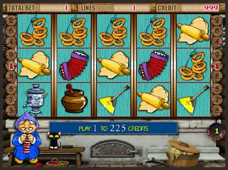 Символи онлайн ігрового автомата Кекс