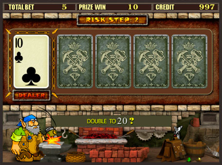 Ризик гра в онлайн автоматі Gnome