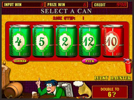 Ризик гра на онлайн автоматі Lucky Haunter