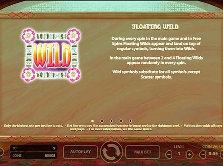 Wild в онлайн слоті At the Movies